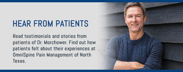 Hear From Patients